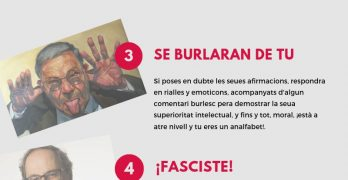 "Depren a identificar al ""catalanerus comu"" en Internet. – Guia basica"